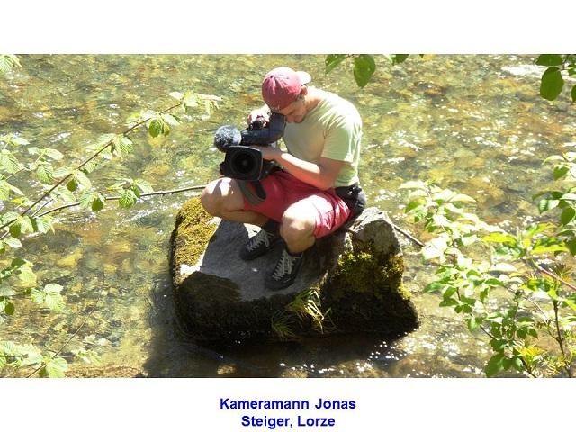 Kameramann Jonas Steiger, Lorze