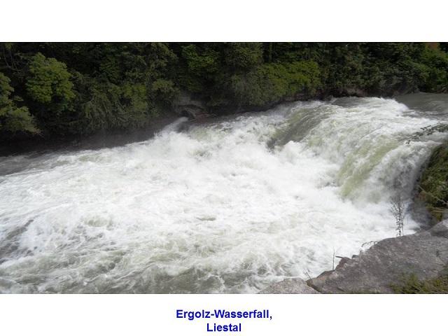 Ergolz-Wasserfall, Liestal